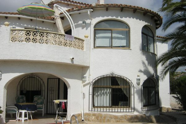 Charming Villa in Calpe, La Fustera   830 m²