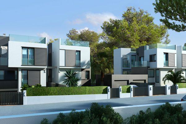 "New Villa in Moraira ""Cap Blanc"" | 403 m²"