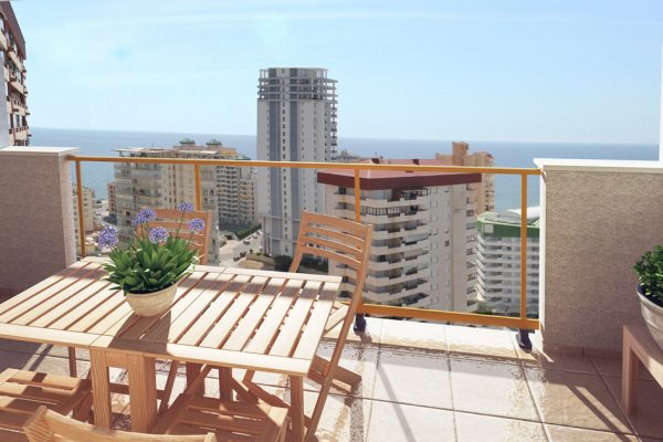 Apartment in Amethyst Calp | 2 bedroom | 102 m²
