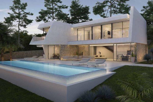Villa en Moraira   426 m²