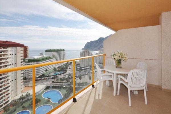 "Apartment in Calpe ""Ambar Beach"" | 103 m²"