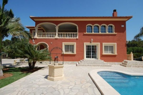 Luxusvilla in Denia