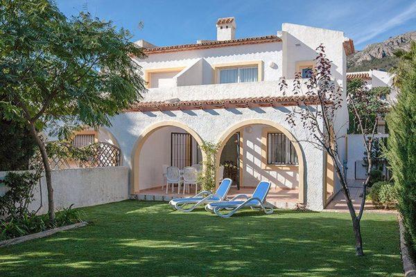 Terraced bungalow, Calpe   137 m²
