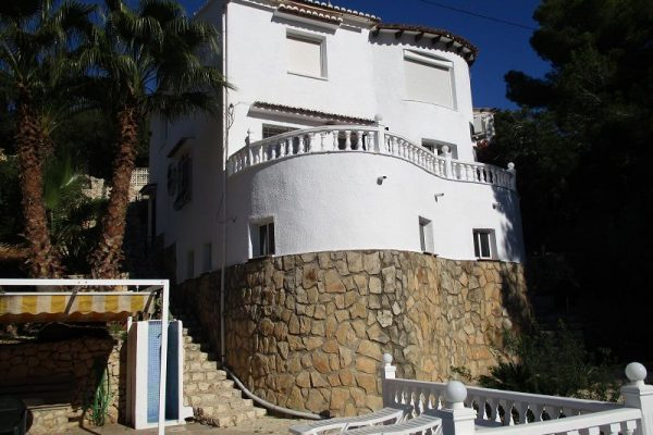 House with 3 separate apartments in Benissa | 218 m²