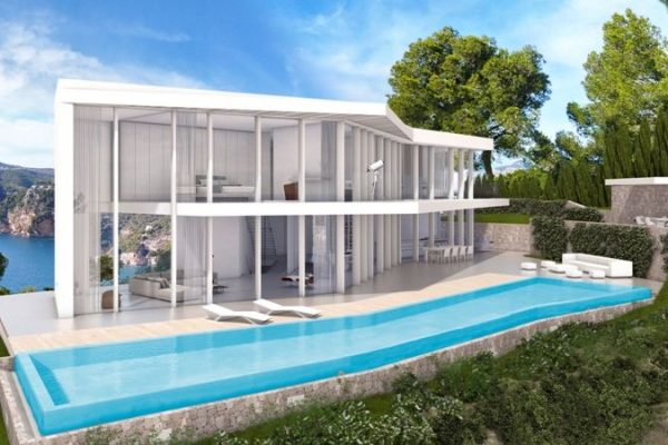 Luxury villa in Cala de Ambolo, Javea | 1560 m²