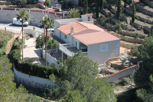 Completely renovated villa on the Montgo in Dénia | 235 m²