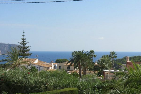 Villa with sea views in Moraira | 234 m²