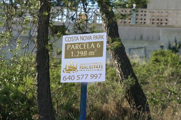 Building plot in Costa Nova | 1298 m²