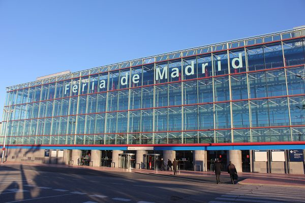 Business Hotel 4 stars, +160 rooms | Madrid
