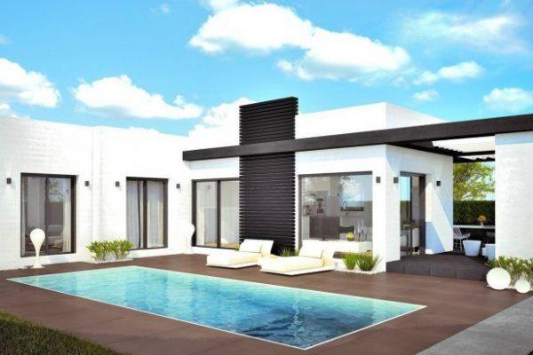 Villa de nueva construcción en el Vergel | 140 m²