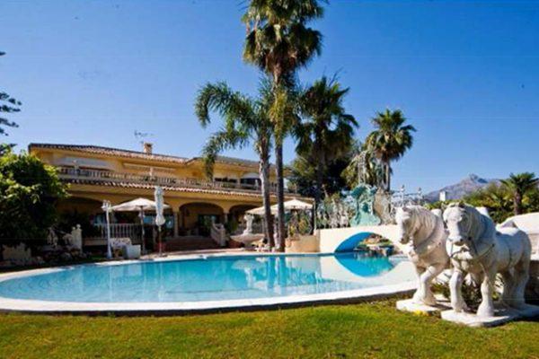 The best Mansion in Puerto Banús | Marbella