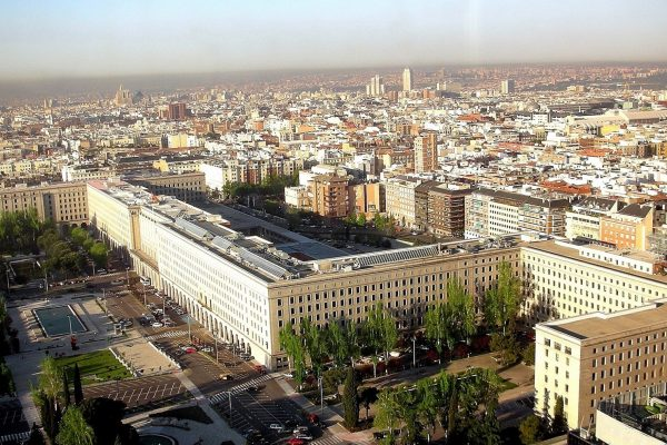 Hotel*** with +45 rooms in Chamberí | Madrid