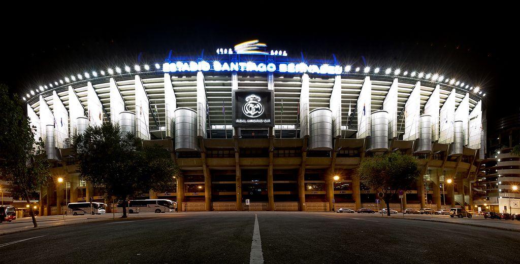 Local comercial cerca del Bernabéu | 2043 m²