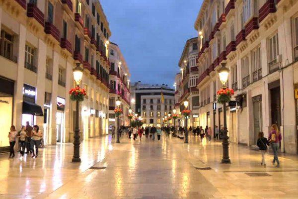 2 Adjacent building, near the historical center | Málaga