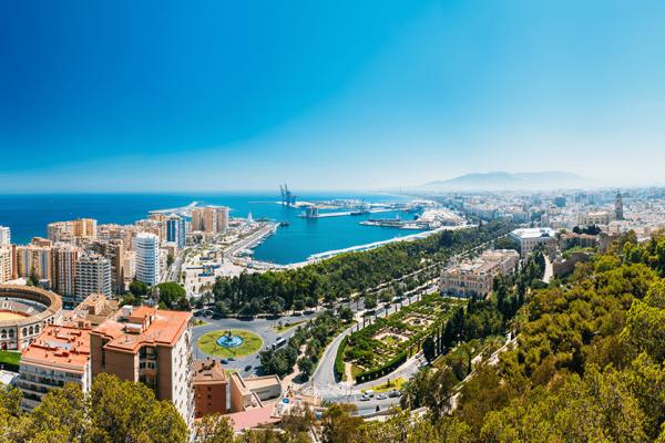 Hotel**** +90 habitaciones cerca de la playa | Málaga