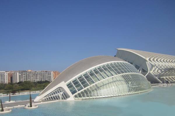 Hotel**** +125 rooms, near  Ciudad de Artes y Ciencias | Valencia