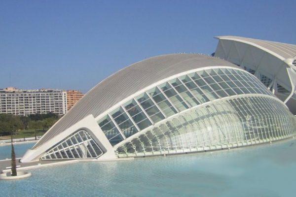 Hotel**** >125 rooms, near  Ciudad de Artes y Ciencias | Valencia