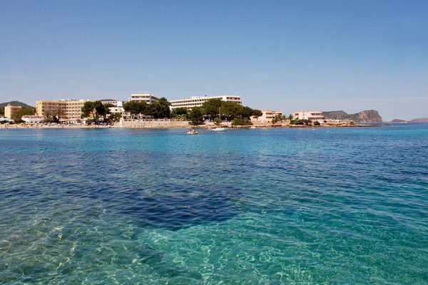 4 Beach hotels, 2, 3 and 4 star hotels | Ibiza