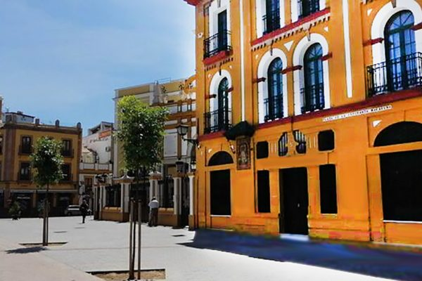 Hotel**** >80 rooms, in the historical center | Seville